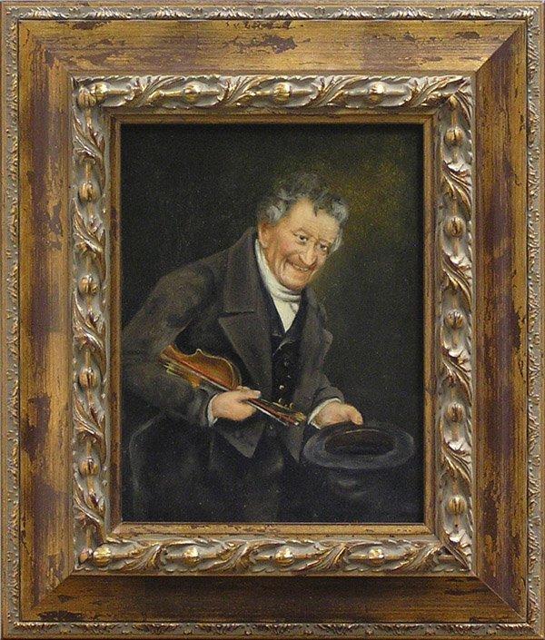 6009: Painting Portrait European