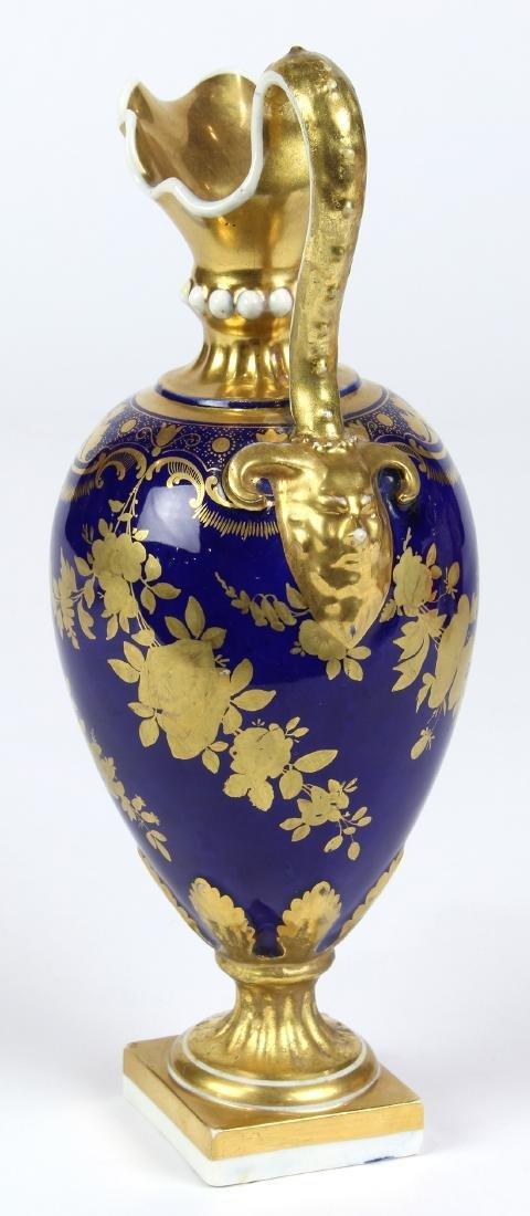 (Lot of 2) English porcelain group - 3