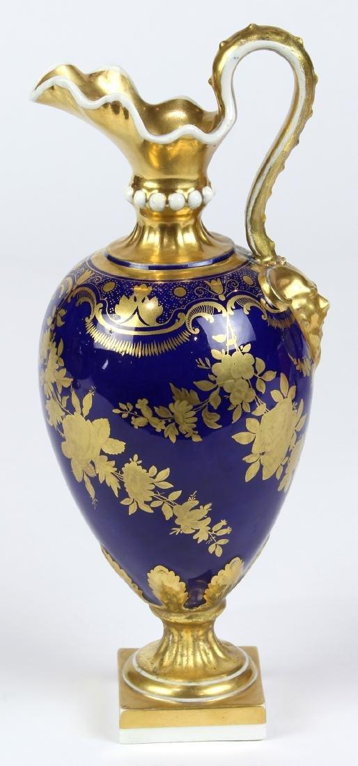 (Lot of 2) English porcelain group - 4