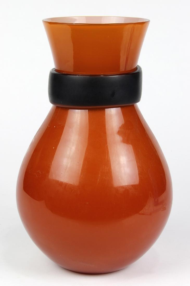 Salviati Murano vase