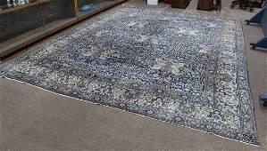Persian Lavar Kerman palace sized carpet