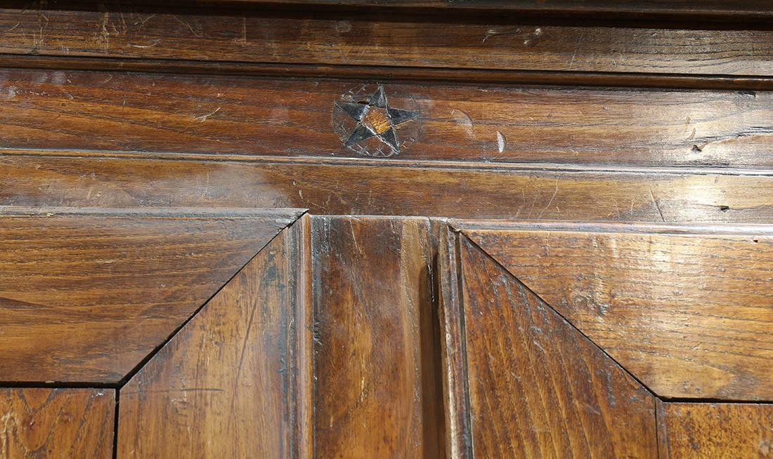French Provincial armoire - 2