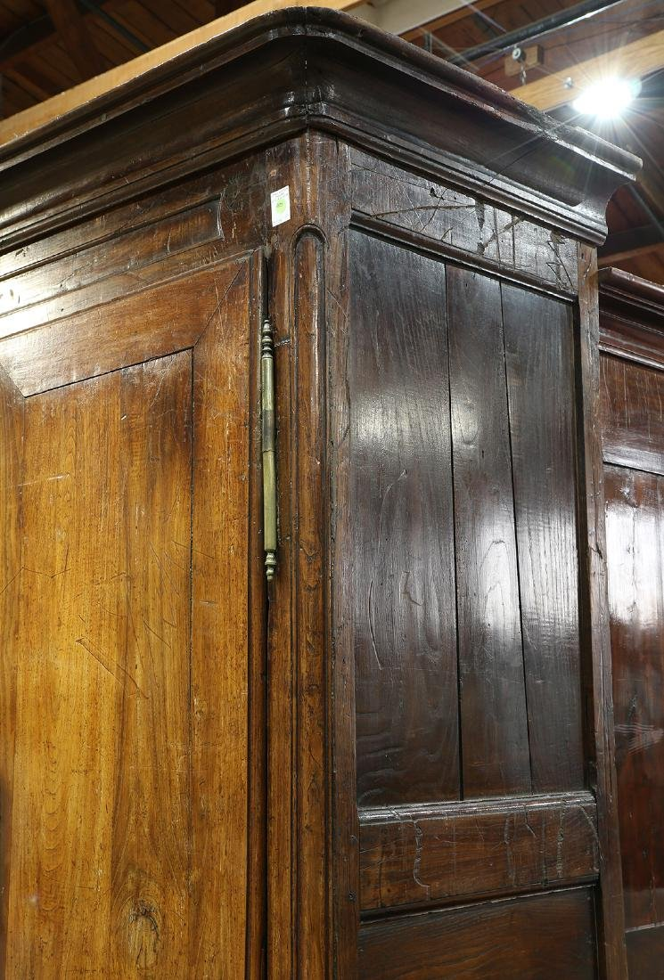 French Provincial armoire - 3