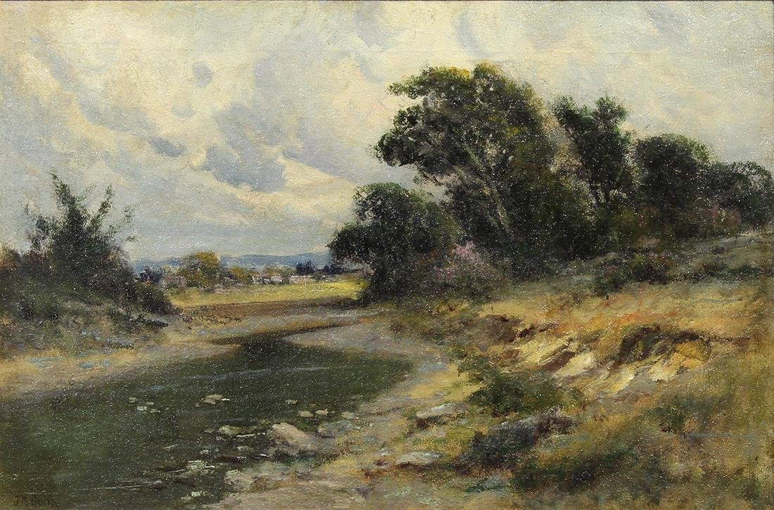 Painting, John Marshall Gamble