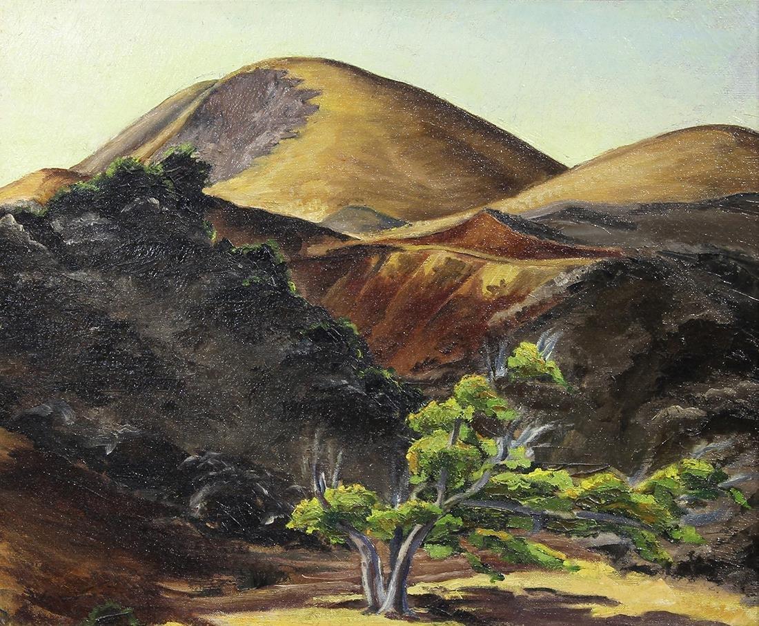 Painting, Emil Kosa Sr.