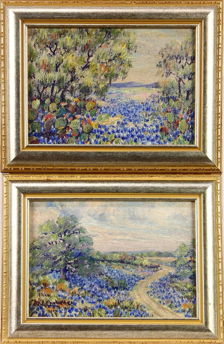 Paintings, Mollie L. Viningcrowther