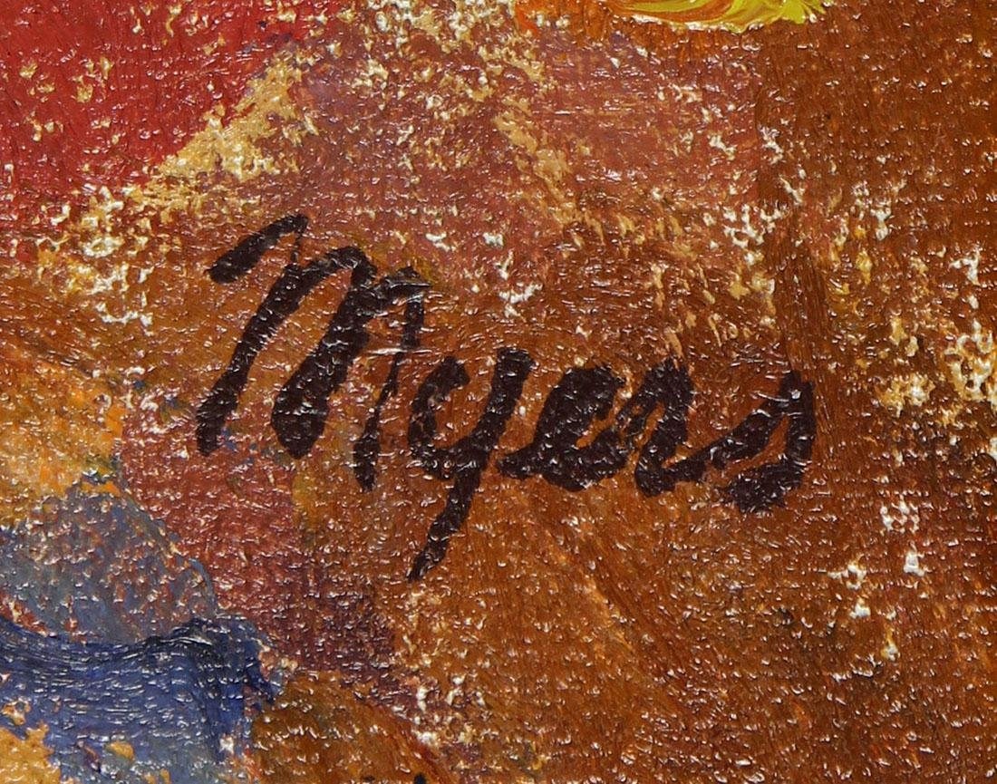 Painting, Frank Harmon Myers - 7