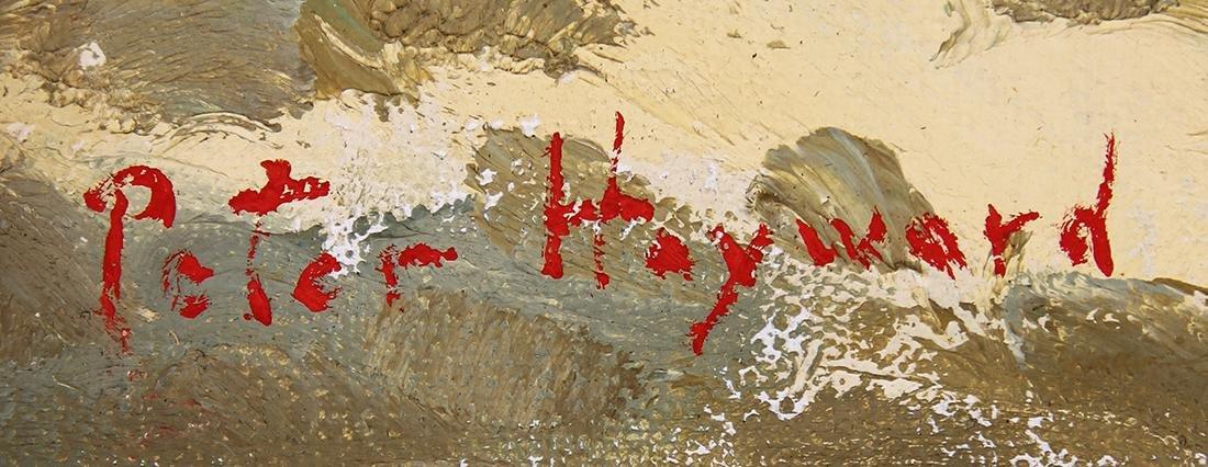 Painting, Peter Hayward - 5