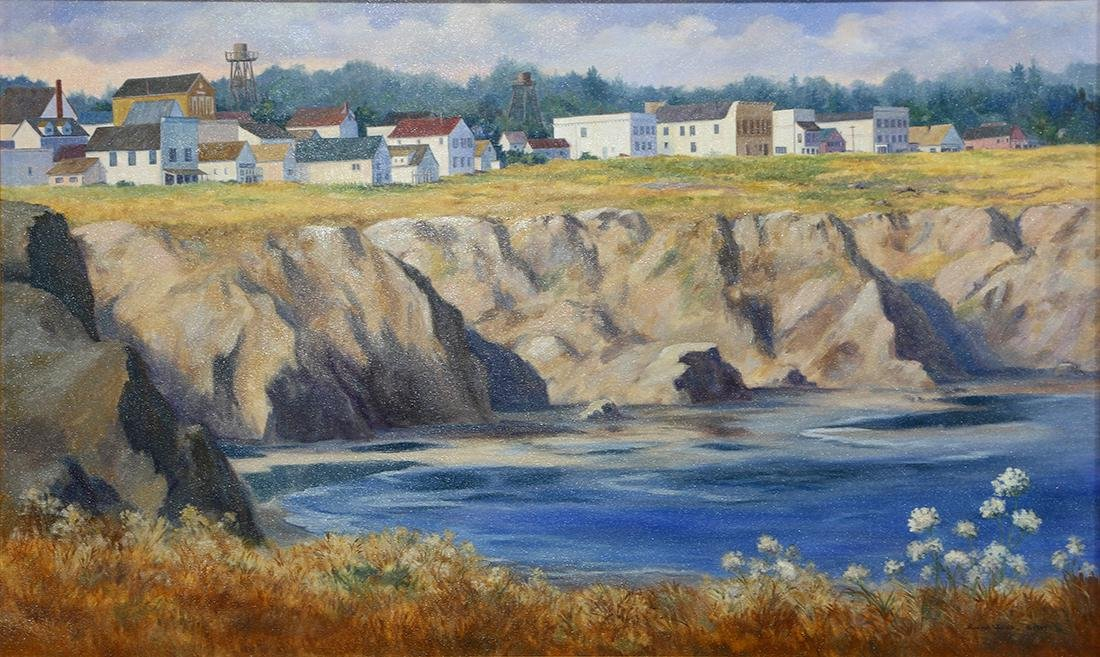 Painting, Norma Webb