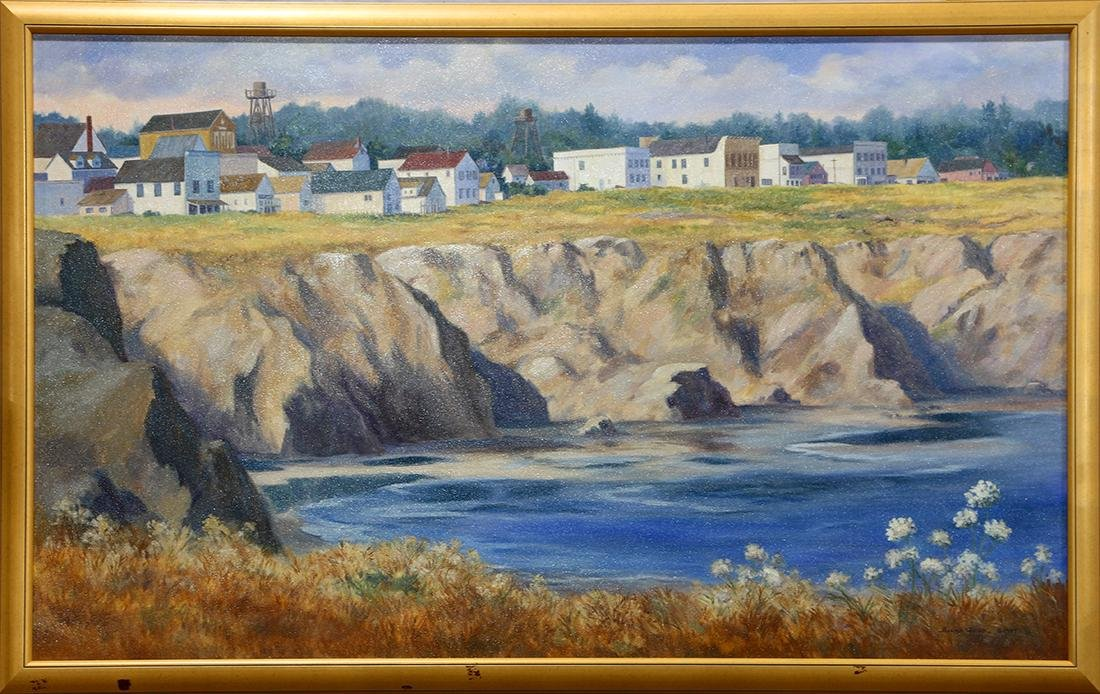 Painting, Norma Webb - 2