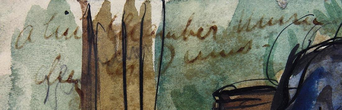 Watercolors, Waldo Pierce - 10
