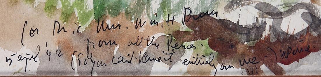Watercolors, Waldo Pierce - 4