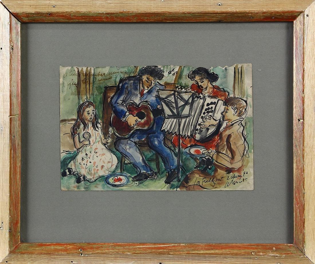 Watercolors, Waldo Pierce - 6