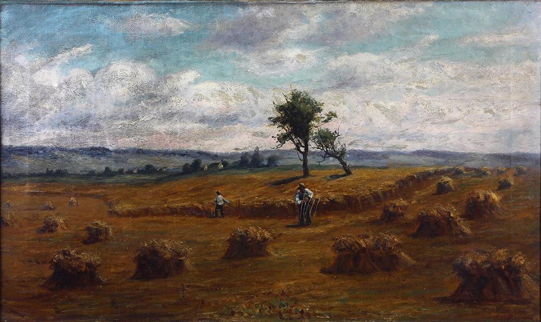 Painting, Jonathan Bradley Morse