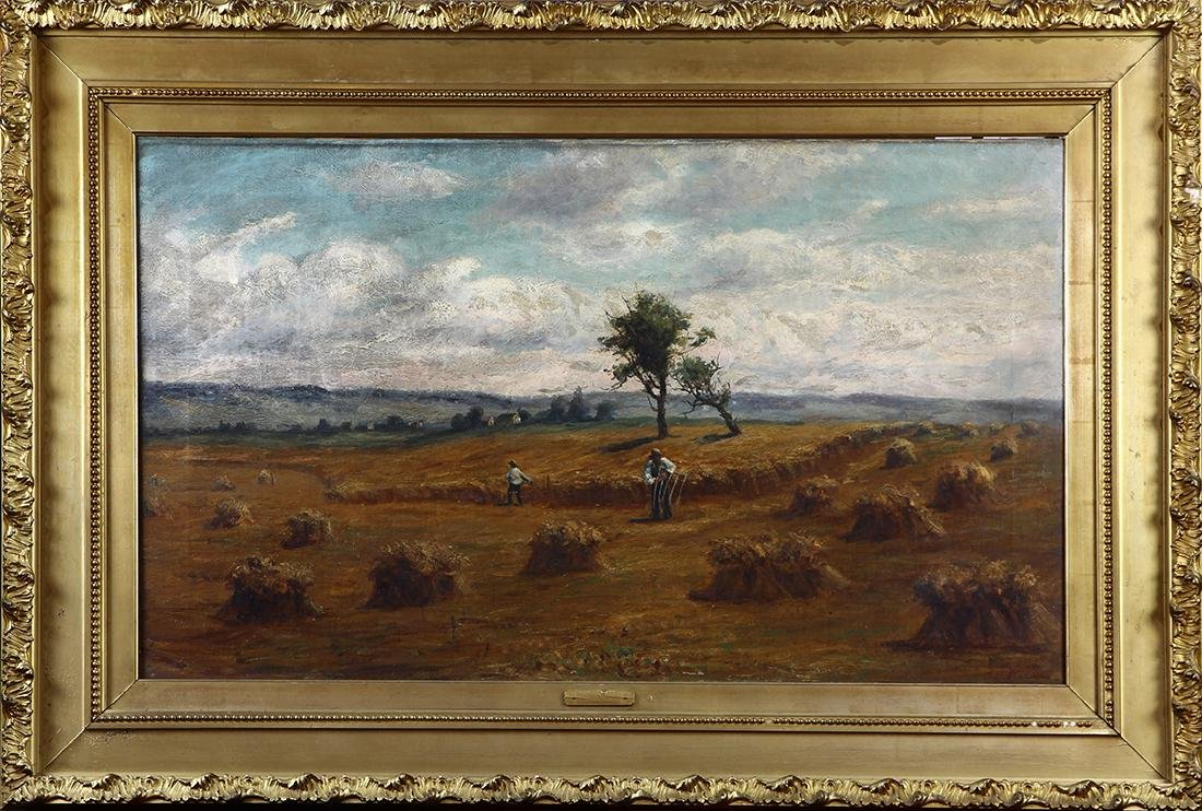 Painting, Jonathan Bradley Morse - 2