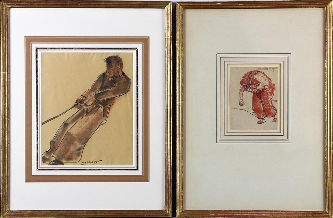 Works on Paper, Willem Van Den Berg