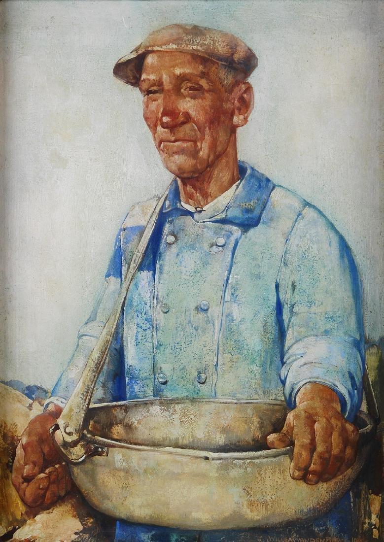 Painting, Willem Van Den Berg