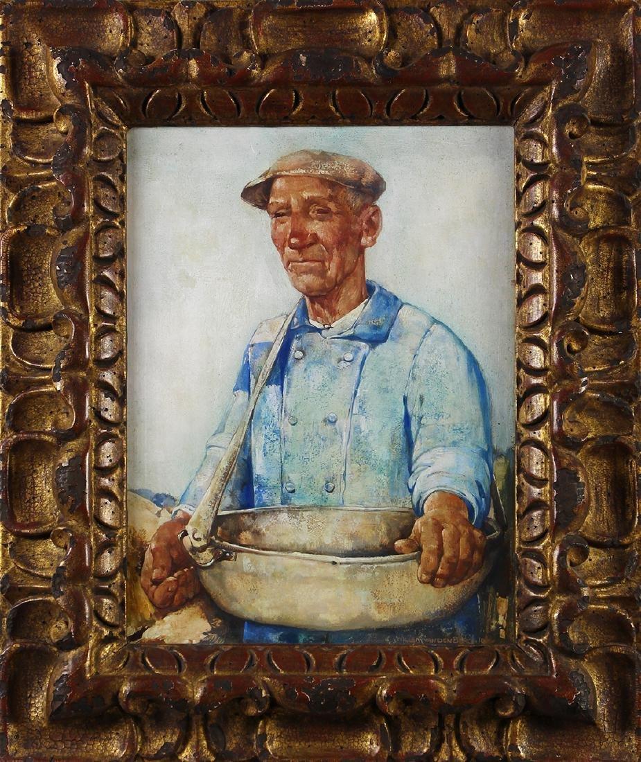 Painting, Willem Van Den Berg - 2