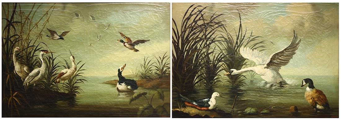 Paintings, European School (19th century)