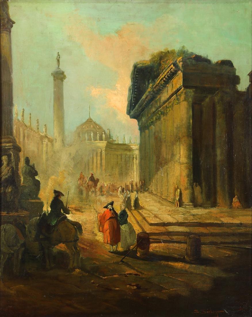 Painting, Samuel Seeberger