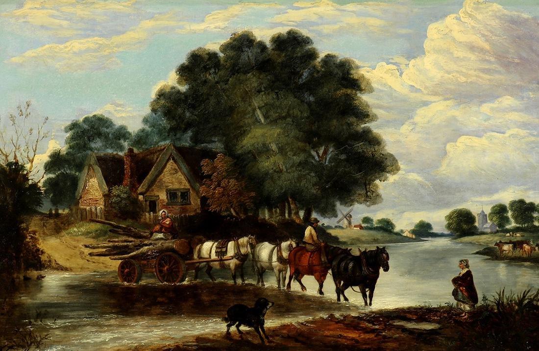 Painting, John Linnell