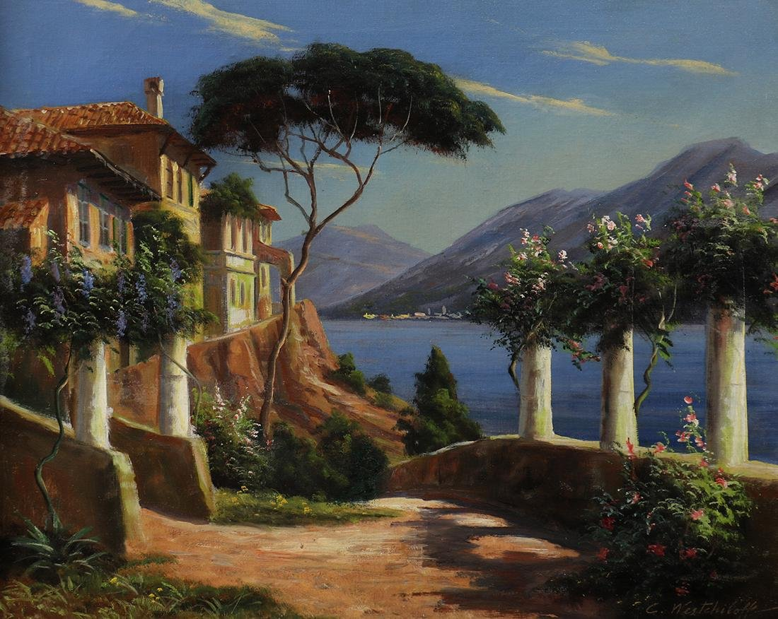 Painting, Constantin Westchiloff