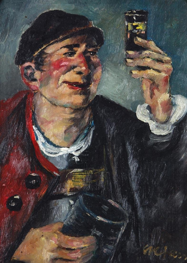 Painting, Vasile Stefan
