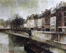 Painting, Michel de Gallard