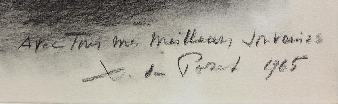 Work on Paper, Xavier de Poret - 4
