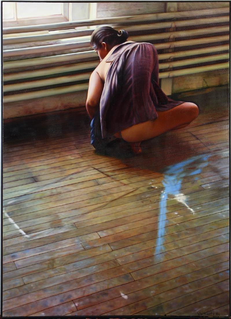 Painting, Dennis Wojtkiewicz