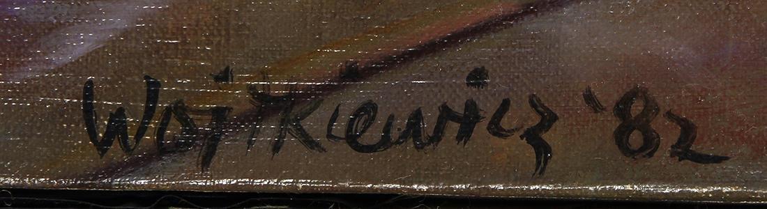 Painting, Dennis Wojtkiewicz - 4