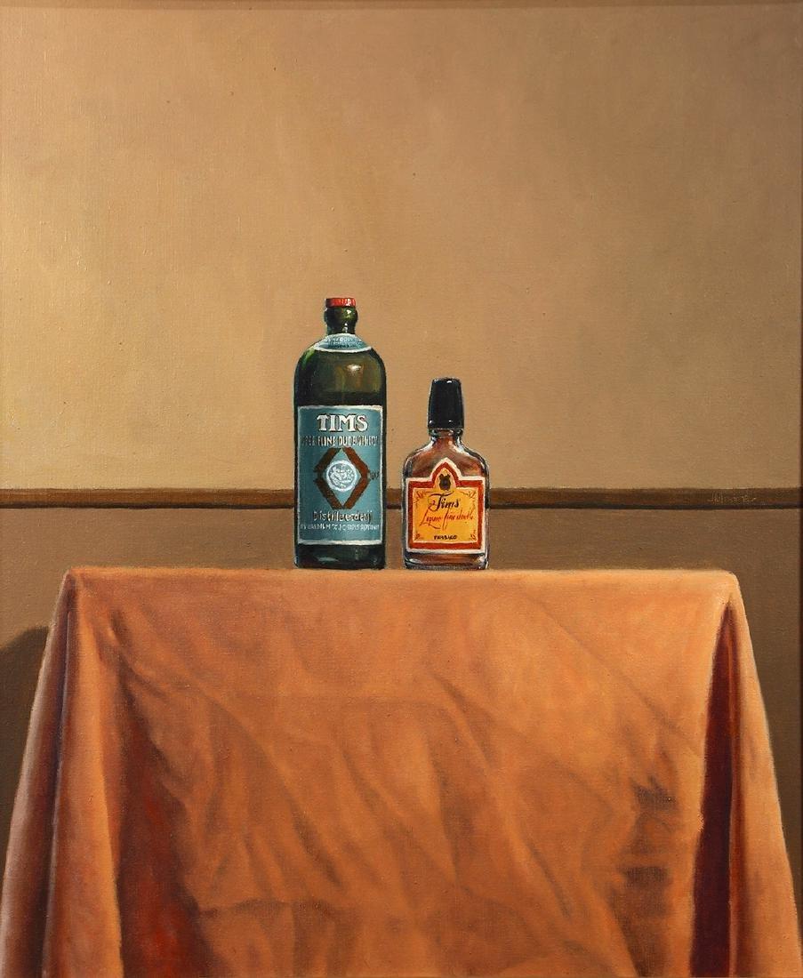 Painting, James B. Moore
