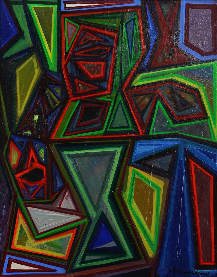 Painting, Karl Baumann