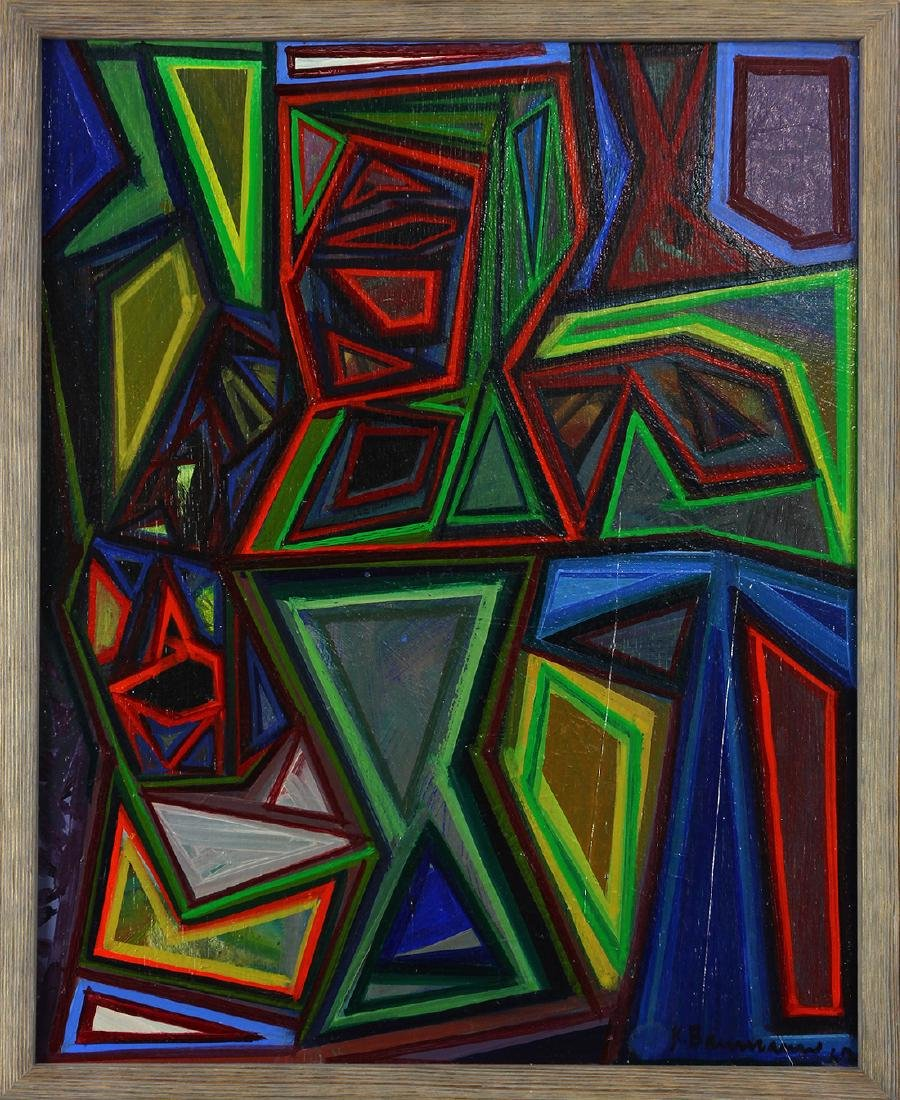 Painting, Karl Baumann - 2