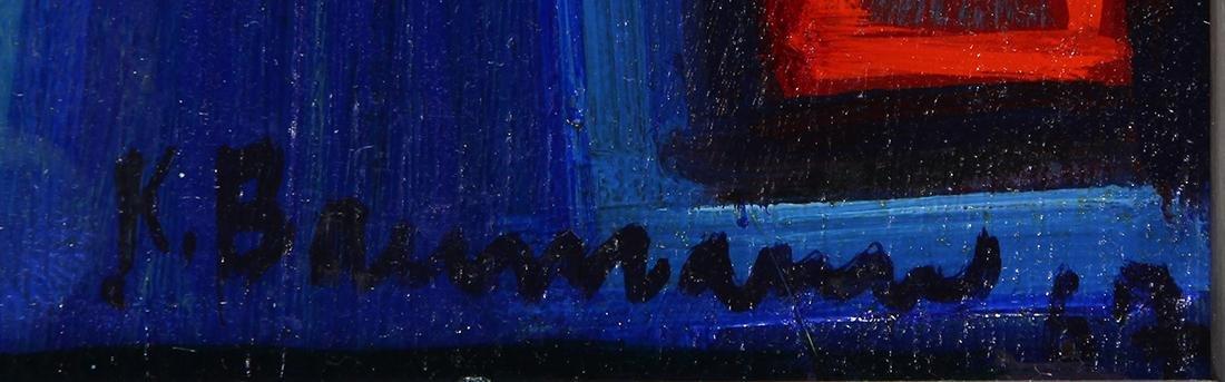 Painting, Karl Baumann - 4