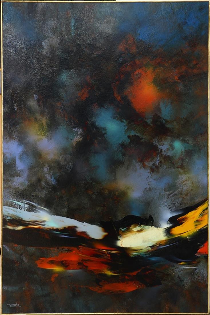 Paintings, Leonardo Nierman - 2