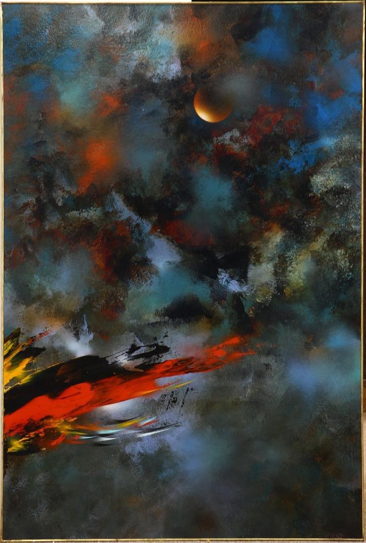 Paintings, Leonardo Nierman - 3