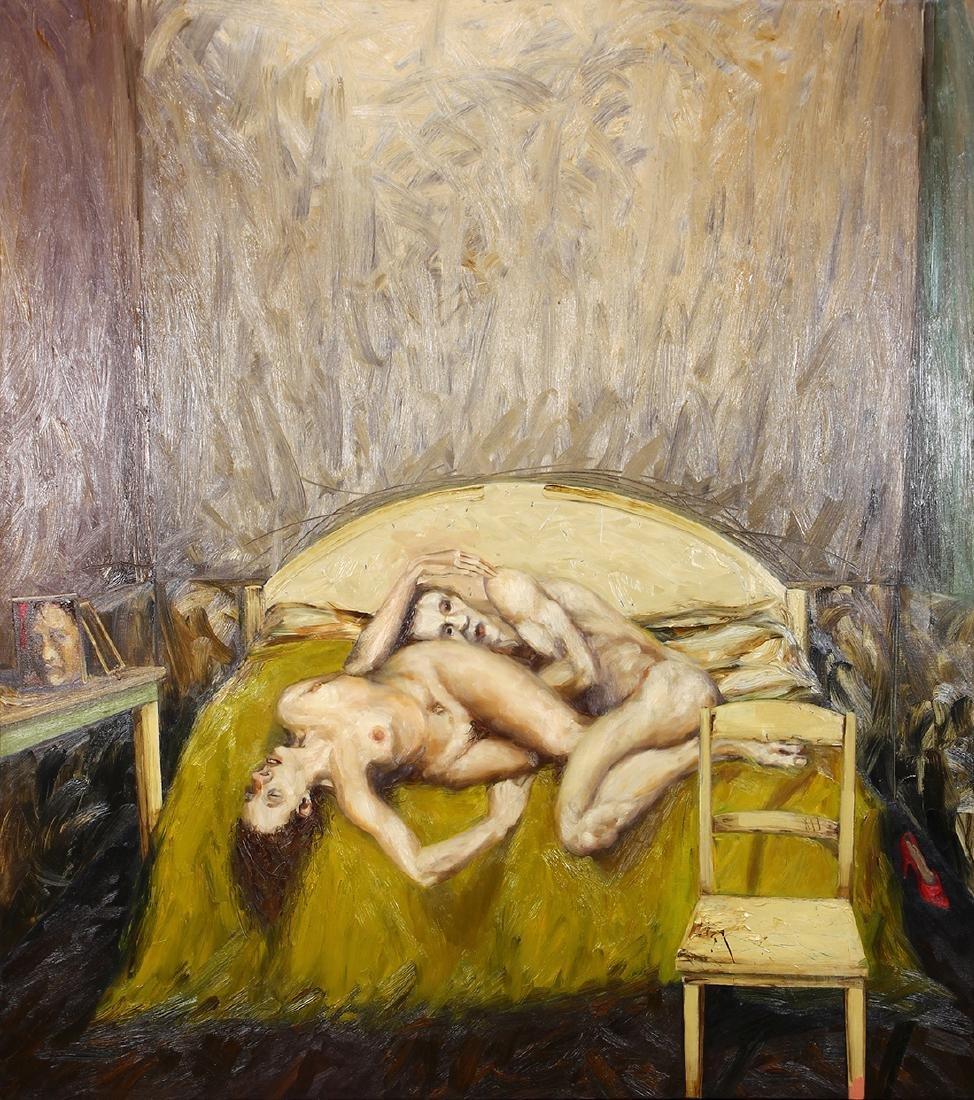 Painting, Jonathan Barbieri