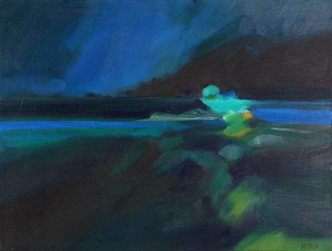 Painting, John McHale