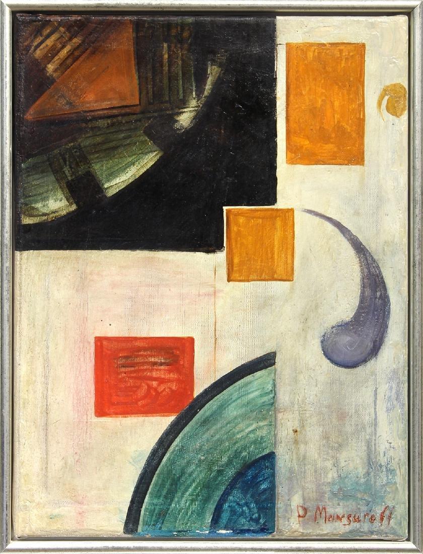 Painting, Pavel Mansuroff