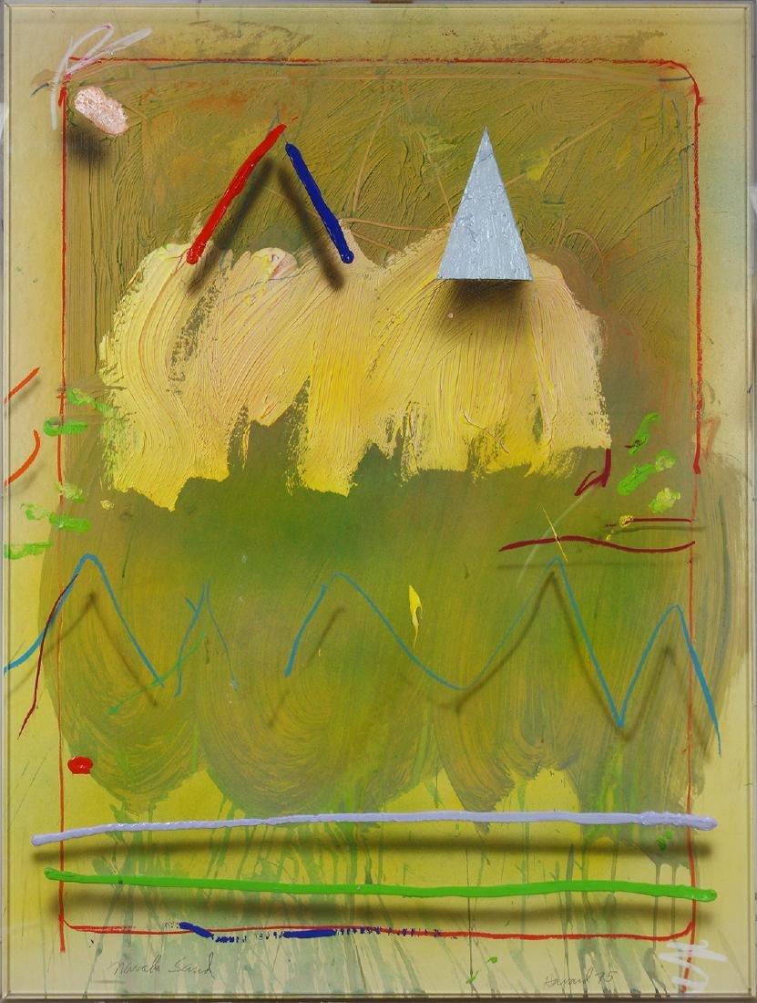 Work on paper, James Havard
