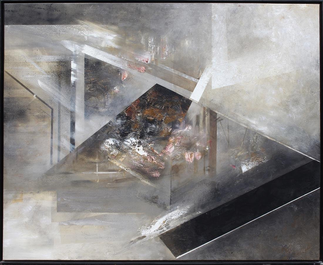 Painting, Gustavo Arias Murueta