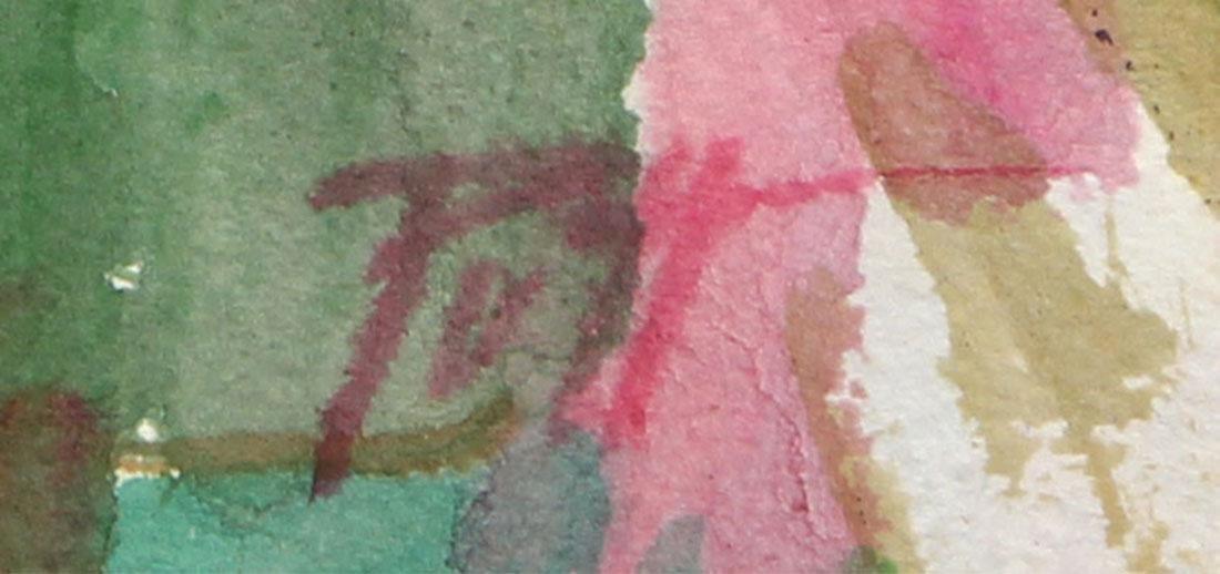 Watercolor, Donald Putman - 2