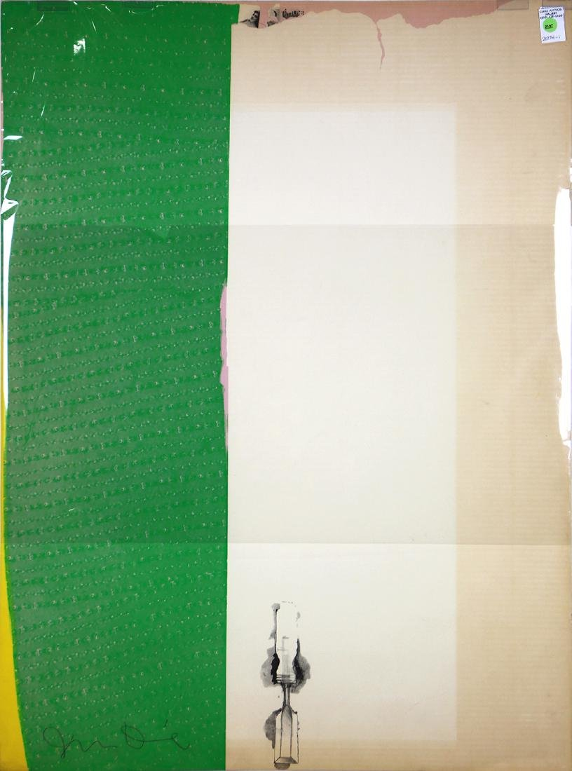 Print,  Jim Dine