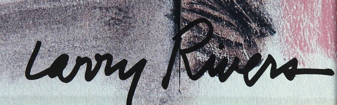 Print, Larry Rivers - 4