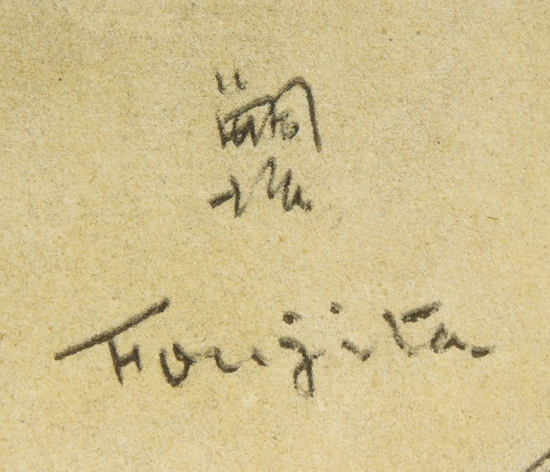 Print, Leonard Tsuguharu Foujita - 3