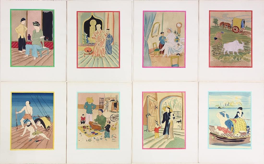 Prints, Leonard Tsuguharu Foujita