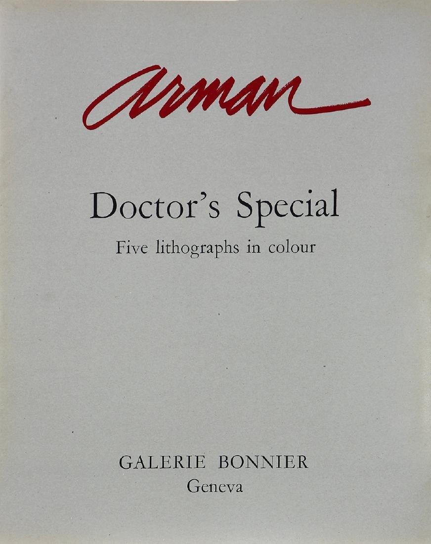 Portfolio, Arman, Doctor's Special - 2