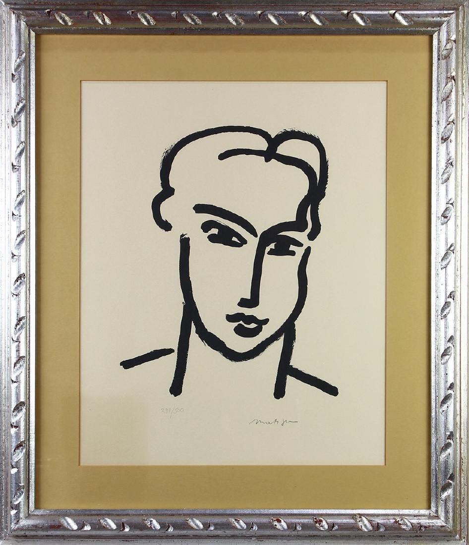 Print, Henri Matisse - 2