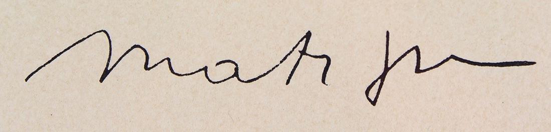 Print, Henri Matisse - 5